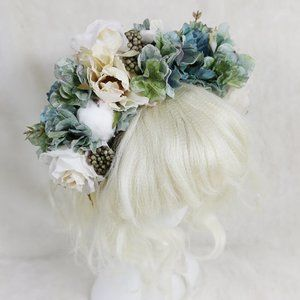 Atelier Yan - Azura Headband - Flower Crown